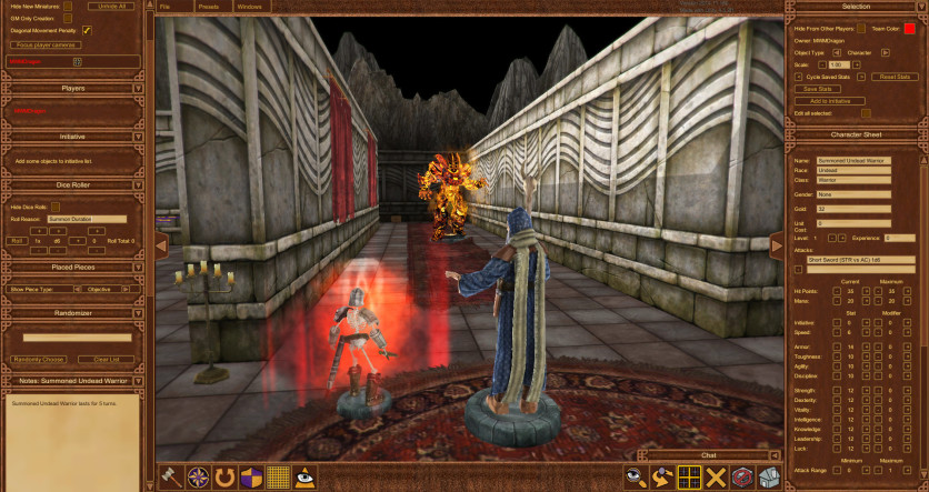 Screenshot 1 - AGFPRO BattleMat Multi-Player