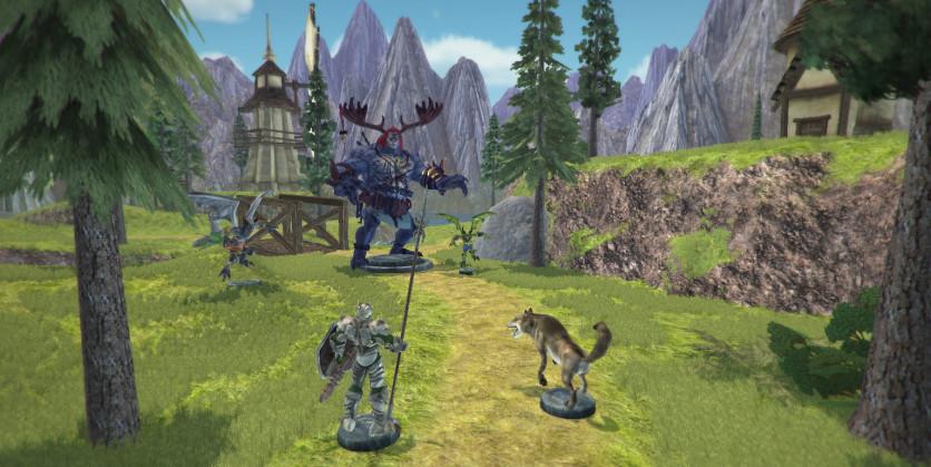 Screenshot 9 - AGFPRO BattleMat Multi-Player
