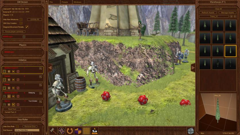 Screenshot 3 - AGFPRO BattleMat Multi-Player