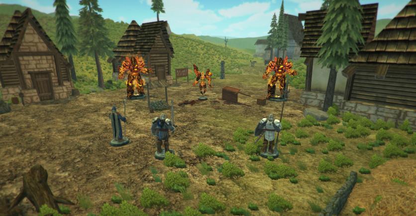 Screenshot 7 - AGFPRO BattleMat Multi-Player