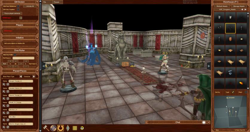 Screenshot 5 - AGFPRO BattleMat Multi-Player