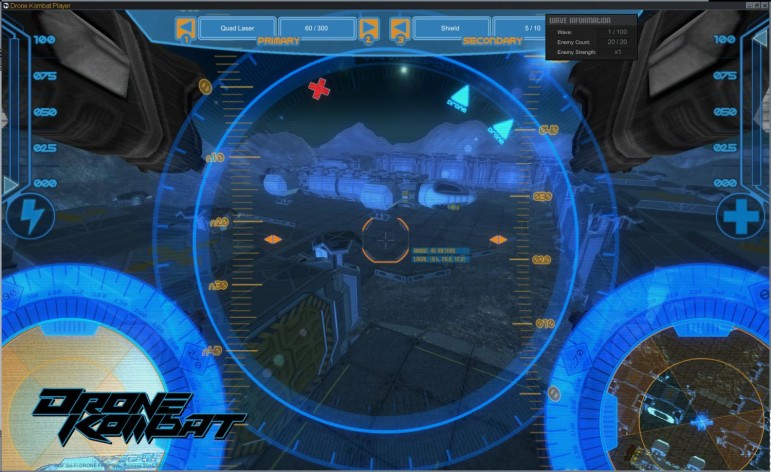 Screenshot 7 - Axis Game Factory's AGFPRO - Drone Kombat FPS Multiplayer