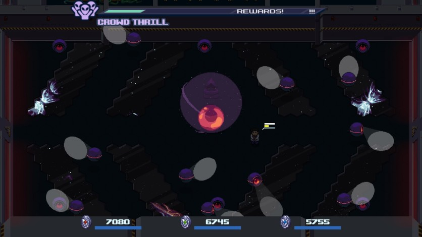 Screenshot 5 - Satellite Rush