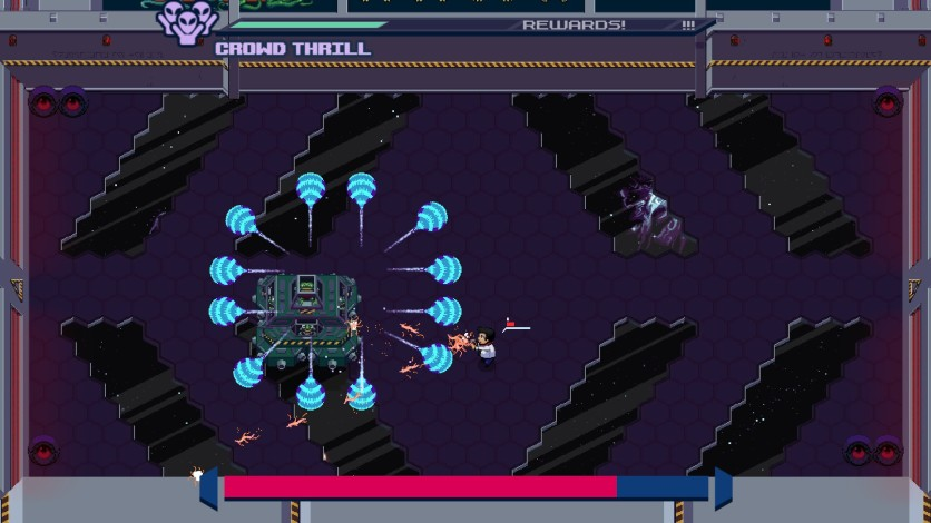 Screenshot 4 - Satellite Rush