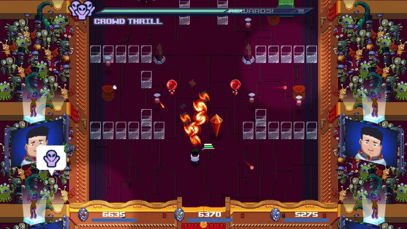 Screenshot 3 - Satellite Rush