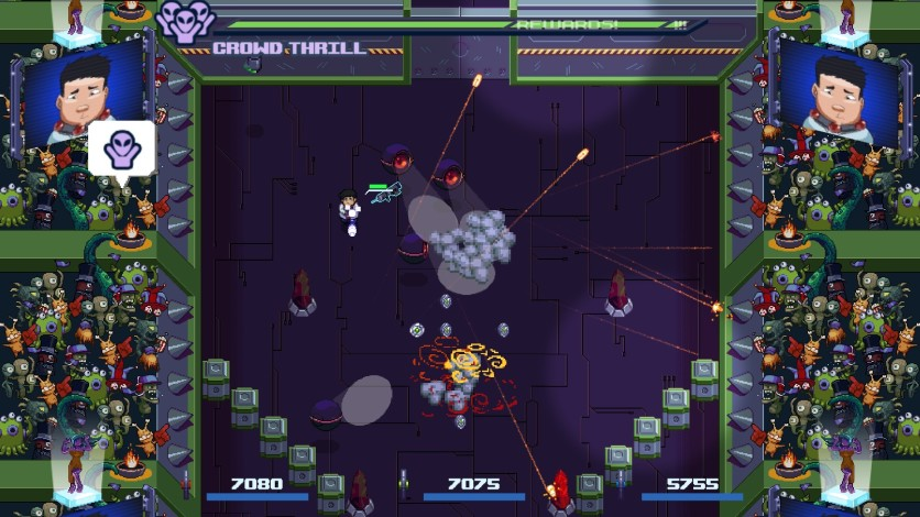 Screenshot 7 - Satellite Rush