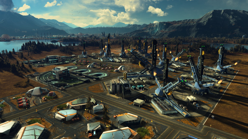 Screenshot 5 - Anno 2205: Tundra