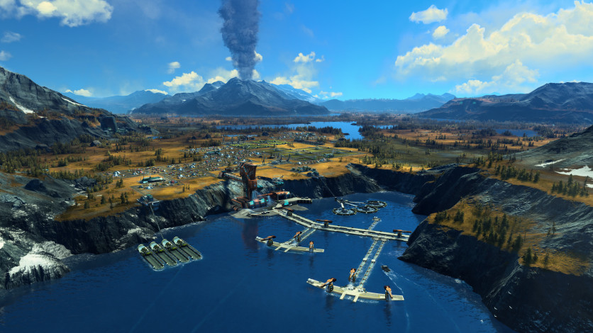 Screenshot 1 - Anno 2205: Tundra