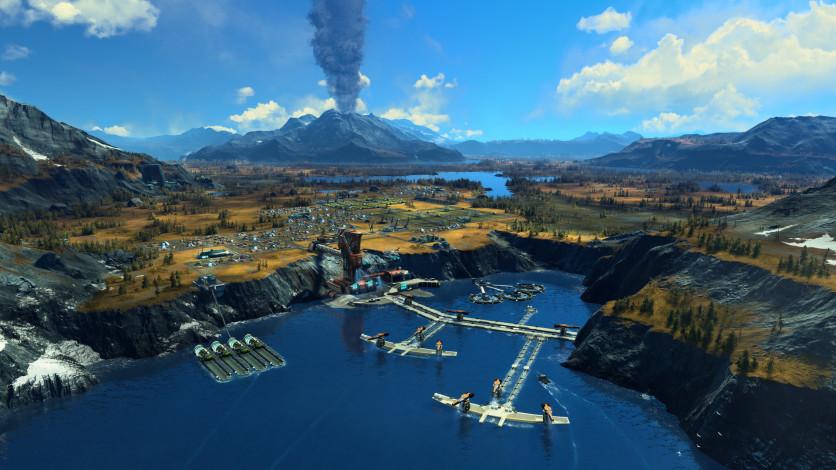 Screenshot 1 - Anno 2205: Tundra