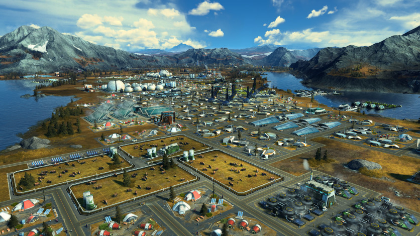 Screenshot 6 - Anno 2205: Tundra
