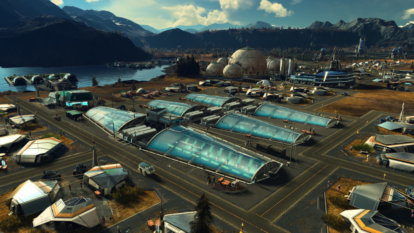 Screenshot 4 - Anno 2205: Tundra