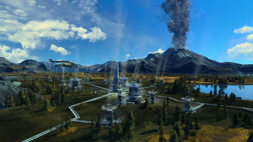 Screenshot 2 - Anno 2205: Tundra