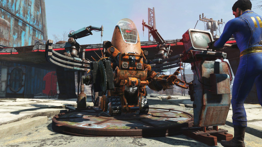 Screenshot 5 - Fallout 4 - Automatron