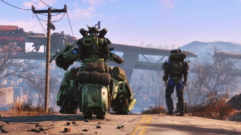 Screenshot 1 - Fallout 4 - Automatron