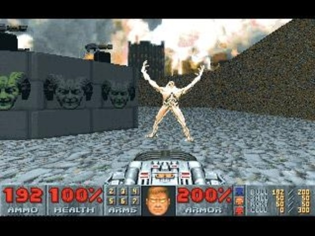 Screenshot 3 - DOOM II