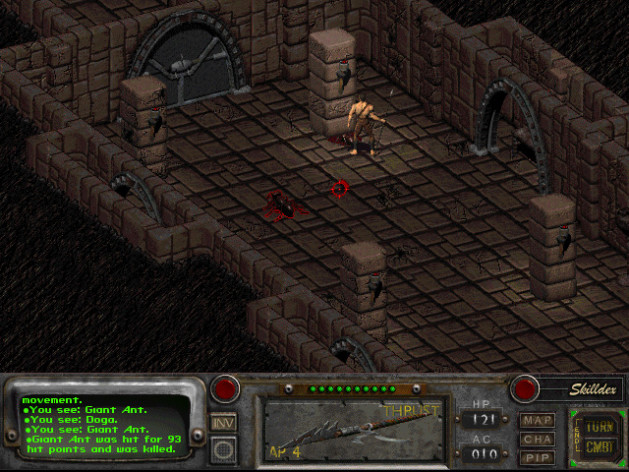 Screenshot 3 - Fallout 2: A Post Nuclear Role Playing Game
