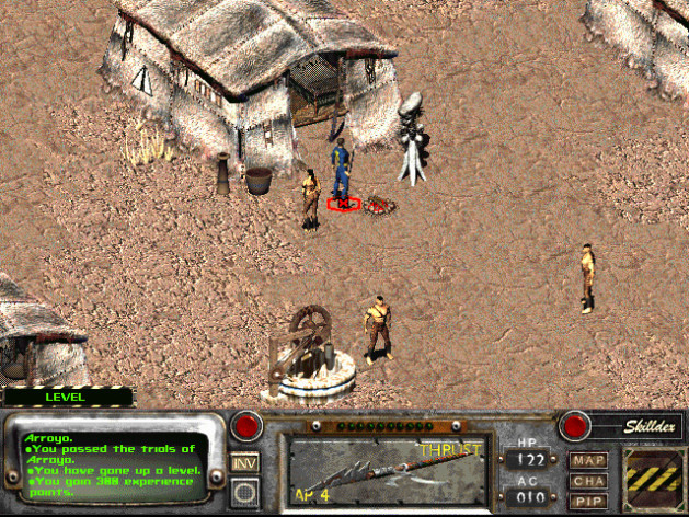 Screenshot 2 - Fallout 2: A Post Nuclear Role Playing Game