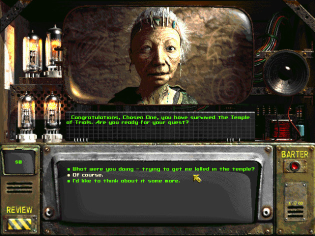 Screenshot 6 - Fallout 2: A Post Nuclear Role Playing Game