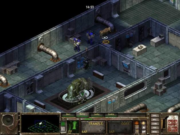 Screenshot 3 - Fallout Tactics: Brotherhood of Steel