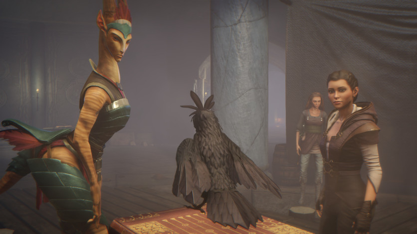 Screenshot 35 - Dreamfall Chapters