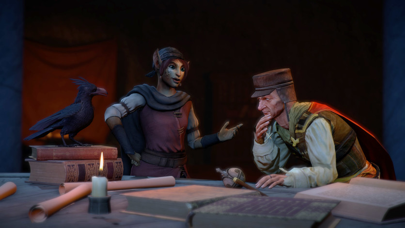 Screenshot 6 - Dreamfall Chapters