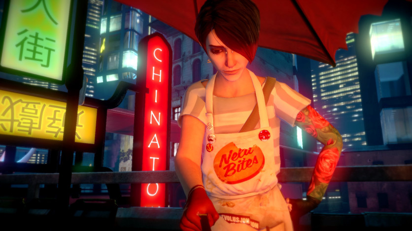 Screenshot 13 - Dreamfall Chapters