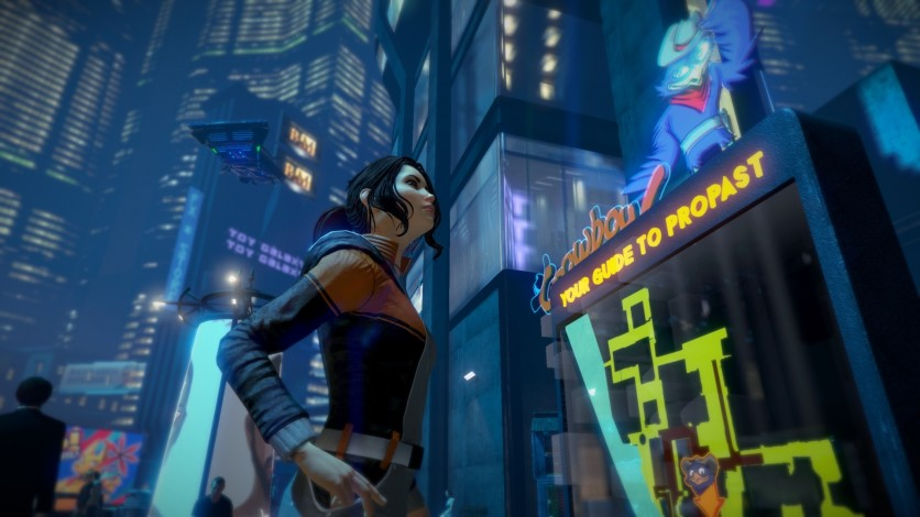 Screenshot 17 - Dreamfall Chapters