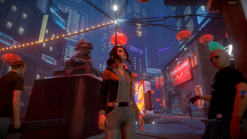Screenshot 7 - Dreamfall Chapters