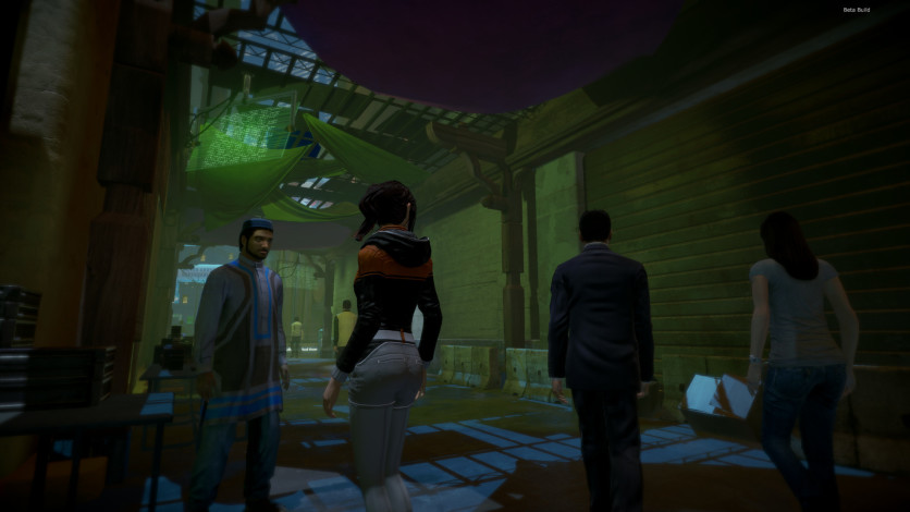 Screenshot 19 - Dreamfall Chapters Special Edition