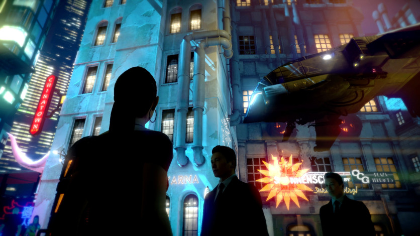 Screenshot 10 - Dreamfall Chapters Special Edition