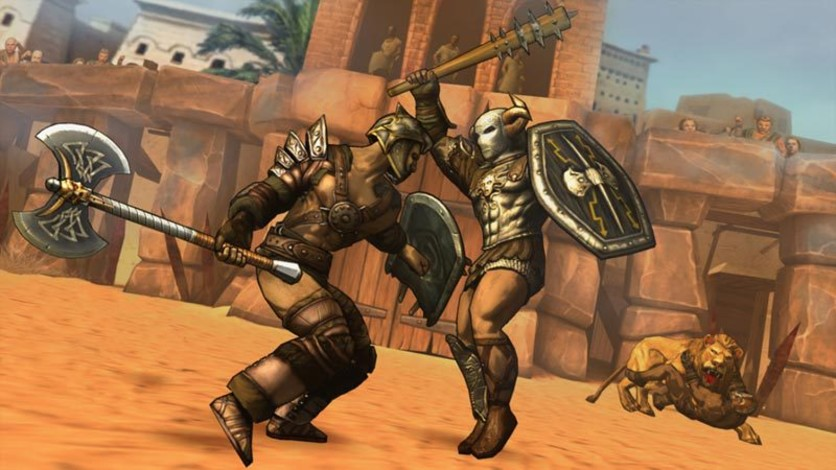 Screenshot 4 - I, Gladiator