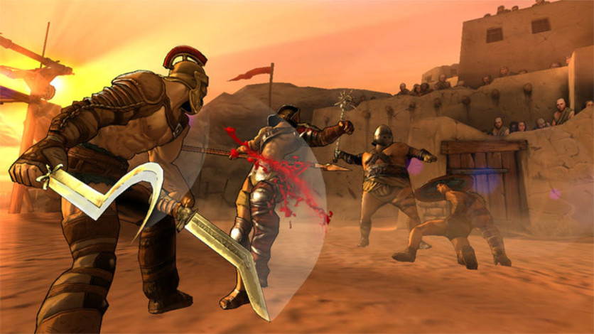 Screenshot 6 - I, Gladiator