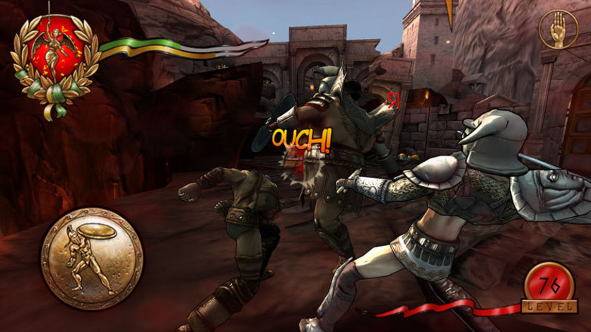 Screenshot 3 - I, Gladiator