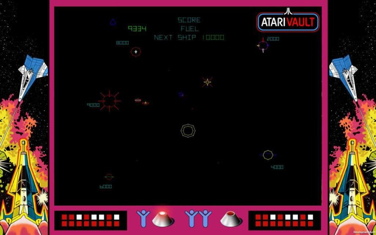 Screenshot 2 - Atari Vault