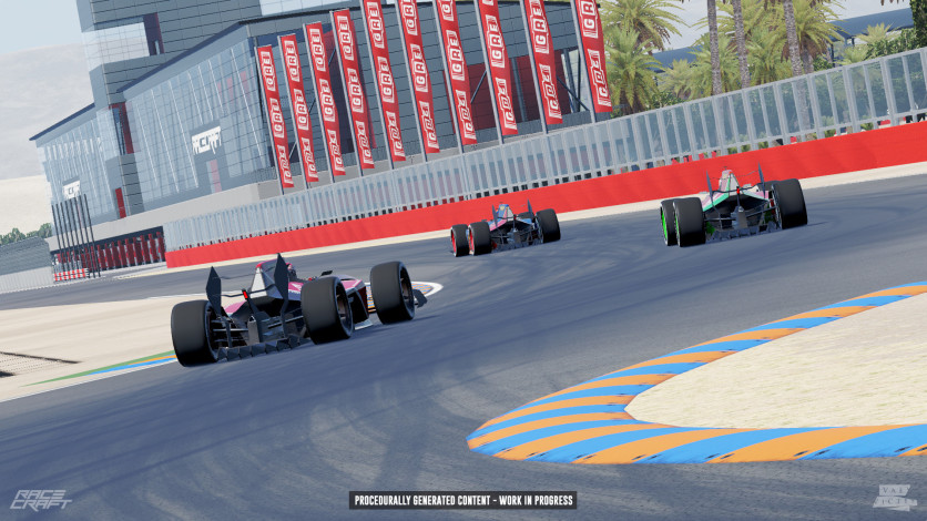 Screenshot 5 - Racecraft
