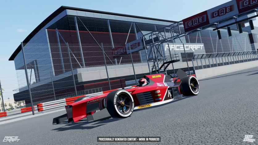 Screenshot 2 - Racecraft
