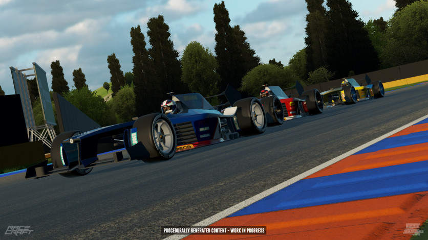 Screenshot 7 - Racecraft