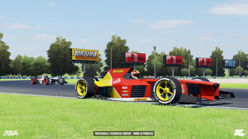 Screenshot 4 - Racecraft