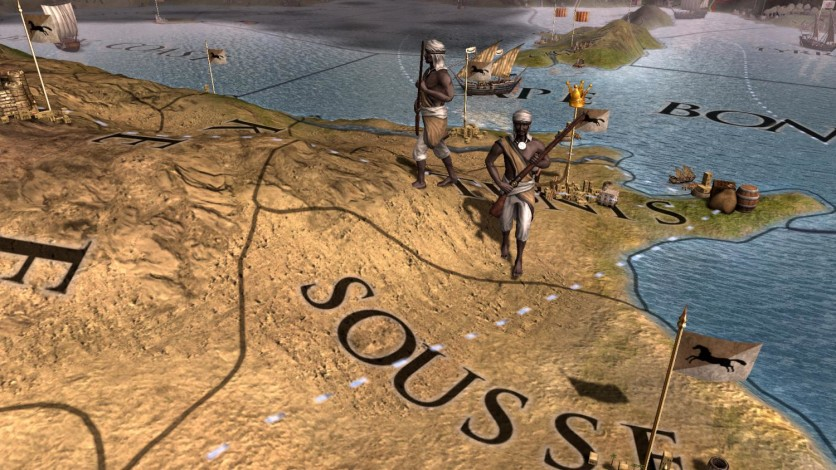 Screenshot 9 - Europa Universalis IV: Mare Nostrum Content Pack