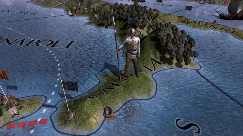 Screenshot 8 - Europa Universalis IV: Mare Nostrum Content Pack