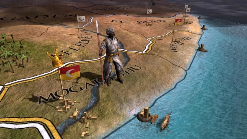Screenshot 6 - Europa Universalis IV: Mare Nostrum Content Pack