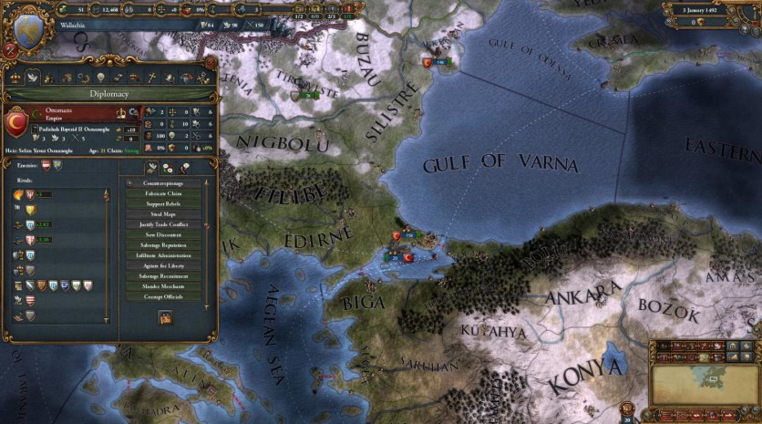 Screenshot 5 - Europa Universalis IV: Mare Nostrum