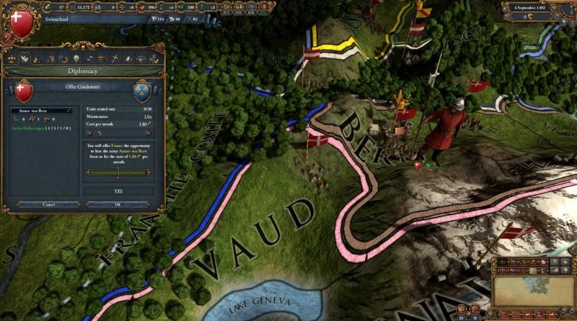 Screenshot 2 - Europa Universalis IV: Mare Nostrum