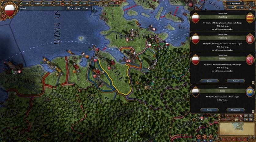Screenshot 7 - Europa Universalis IV: Mare Nostrum