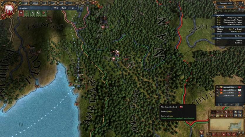 Screenshot 5 - Europa Universalis IV: Sounds from the Community – Kairis Soundtrack II