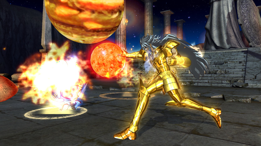 Screenshot 6 - Saint Seiya: Soldiers' Soul