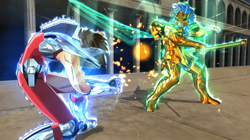 Screenshot 8 - Saint Seiya: Soldiers' Soul