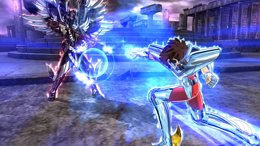 Screenshot 4 - Saint Seiya: Soldiers' Soul