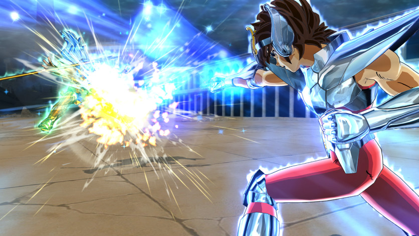 Screenshot 7 - Saint Seiya: Soldiers' Soul