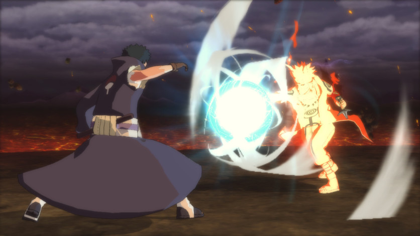 Screenshot 10 - Naruto Shippuden: Ultimate Ninja STORM Revolution